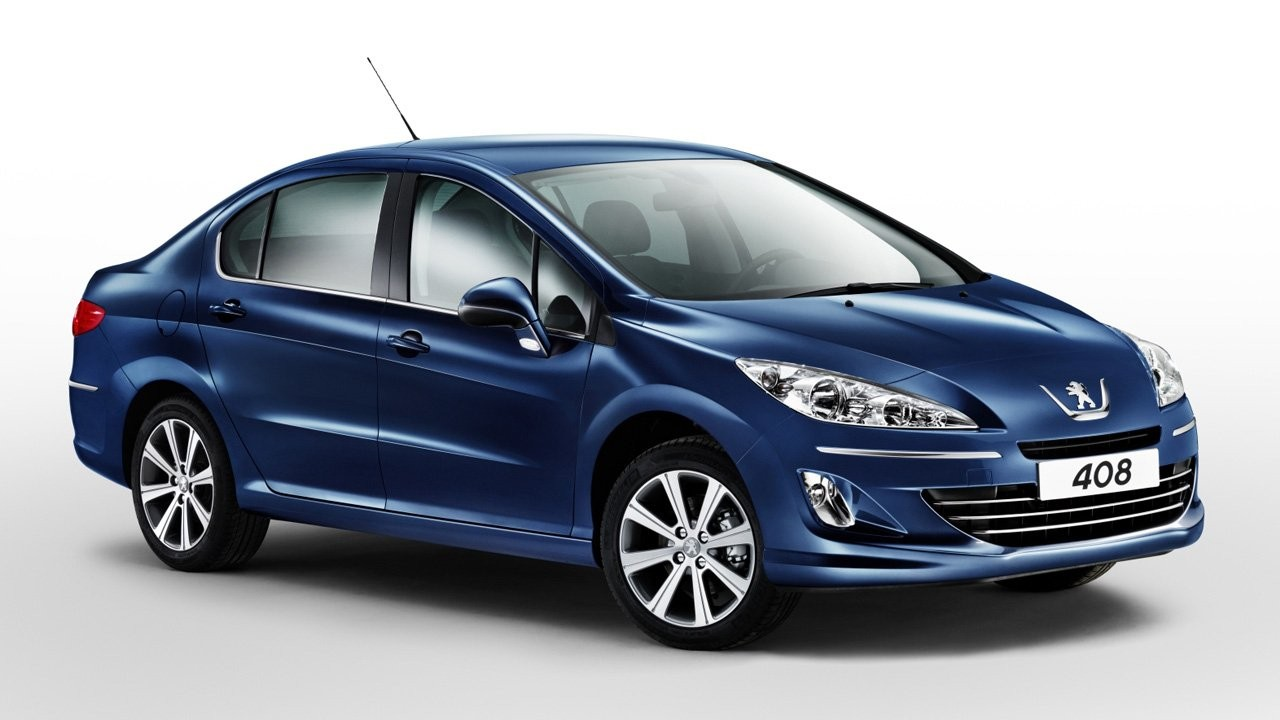 Россиянам предложат новый седан Peugeot 408
