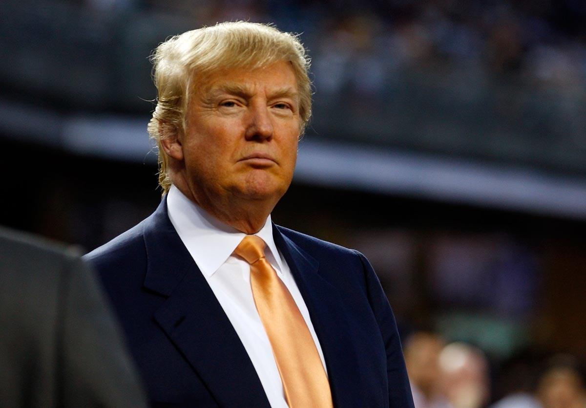 Дональд Трамп нарушил протокол, непроинформировав СМИ обужине вресторане