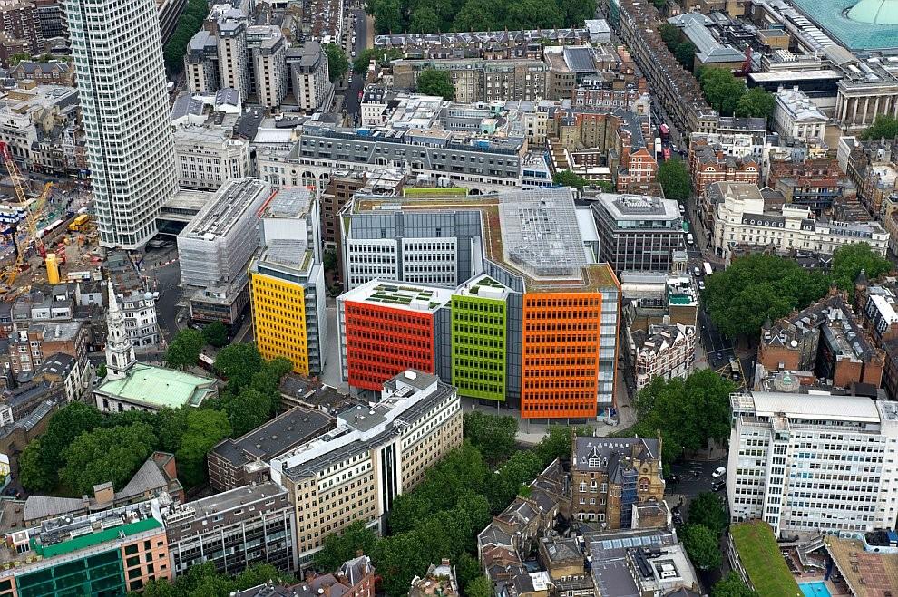 Google откроет встолице Англии огромную штаб-квартиру
