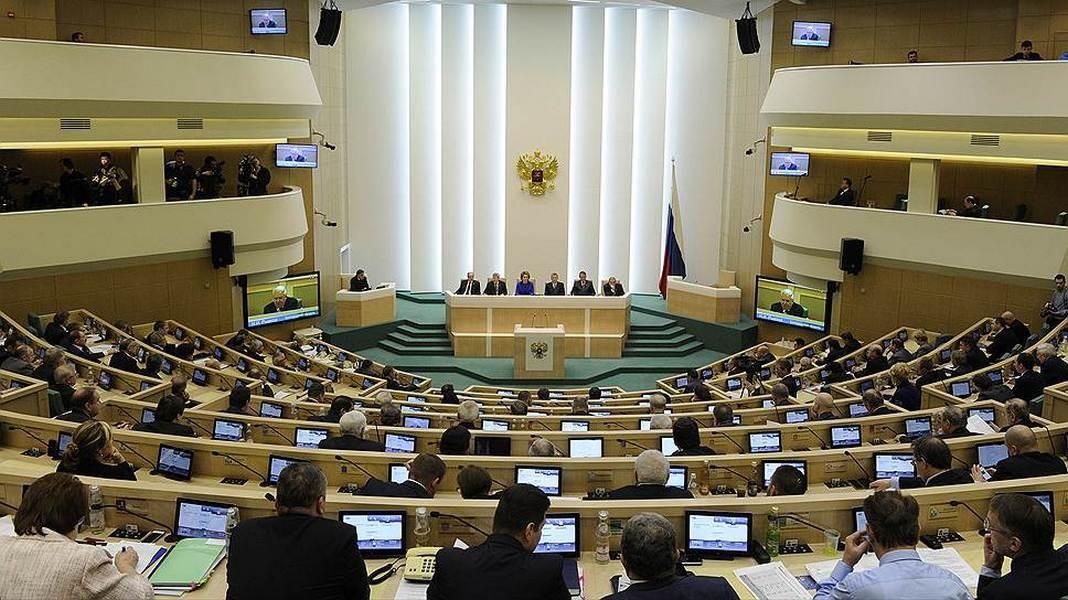 Совет Федерации одобрил поправки бюджета натекущий год