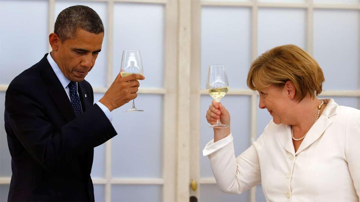 Обама илидерыЕС обсудят впятницу продление антироссийских санкций