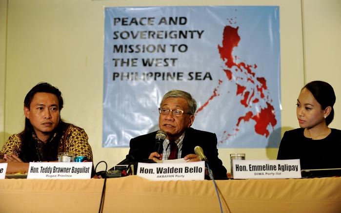 Дутерте: Филиппины могут покинуть МУС иподдержать «новый порядок» РФиКитая