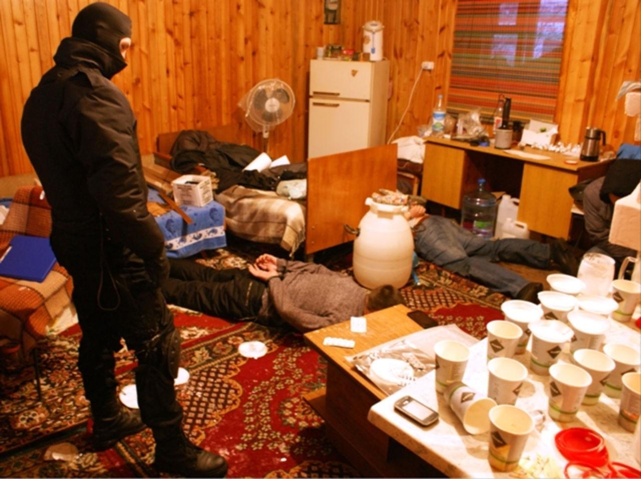 ФСБ ликвидировала в новейшей столице России подпольную нарколабораторию