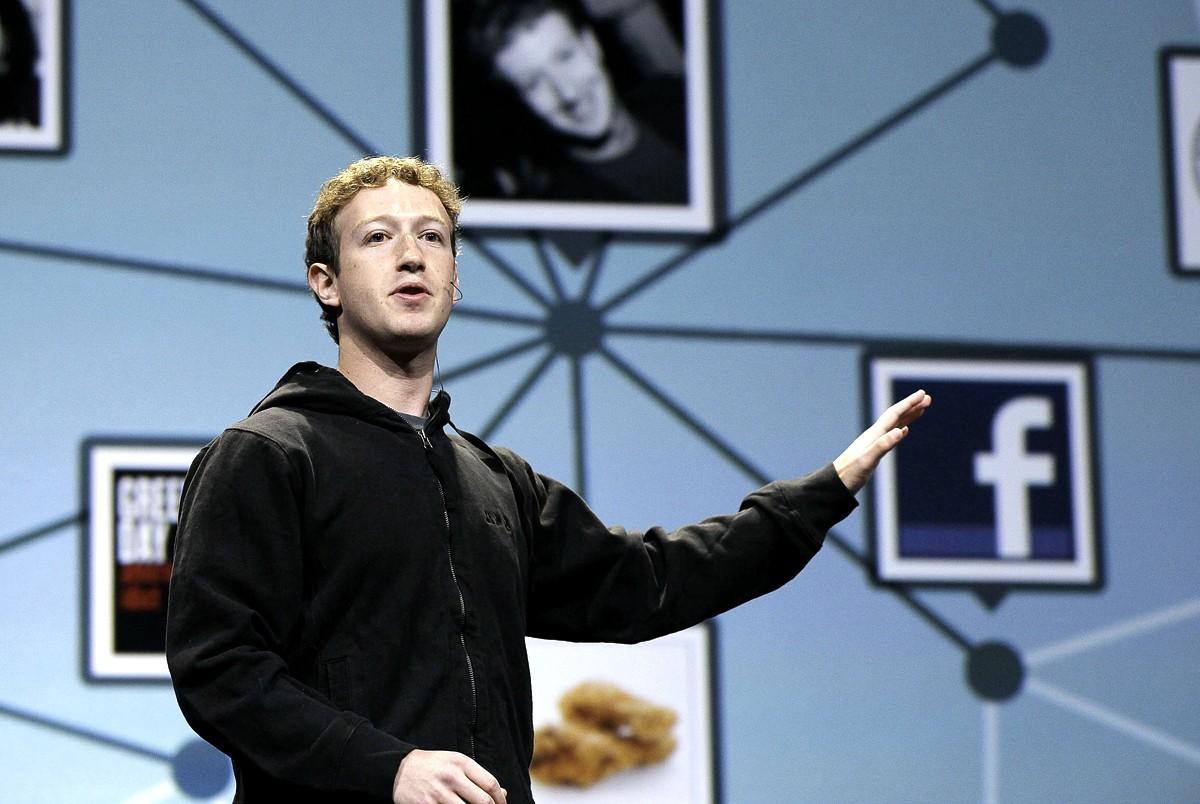 «Фейковые» новости про выборы вСША покорили фейсбук