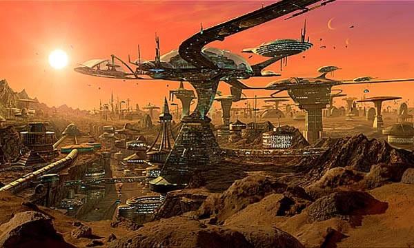 Nature: независимая колония наМарсе останется мечтой