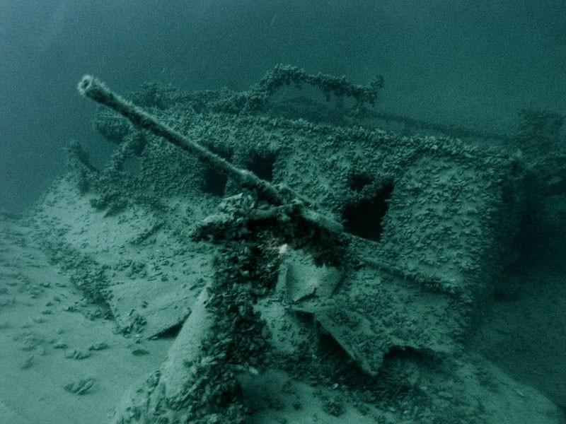 Содна Яванского моря пропали корабли, затонувшие впроцессе 2-ой мировой войны