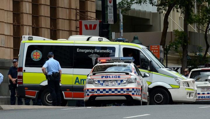 Мужчина совершил самоподжог вбанке Мельбурна