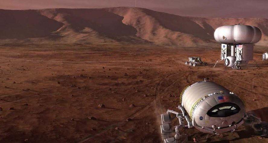 Ученые разработали ядерный чемодан для базы наМарсе