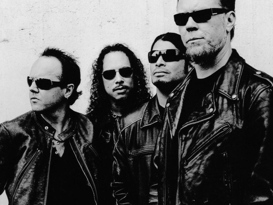 Группу Metallica признали самой востребованной в мире