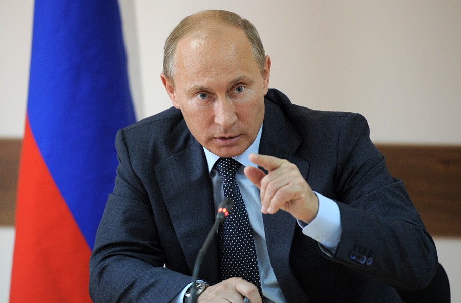 Путин поведал оразработке нового сверхмощного оружия
