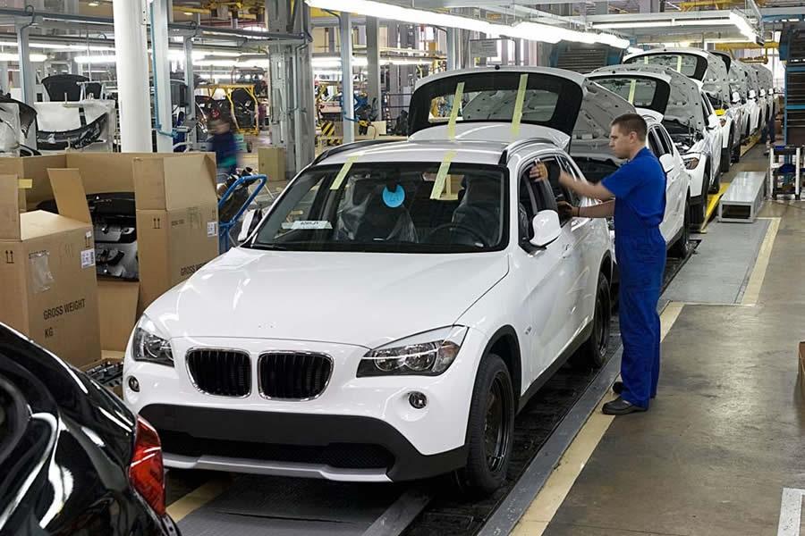 Каждая 2-ая проданная в Российской Федерации иностранная машина - здешней сборки