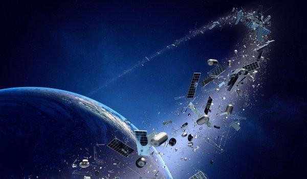 Ученые поведали обопасности космического мусора для будущих поколений
