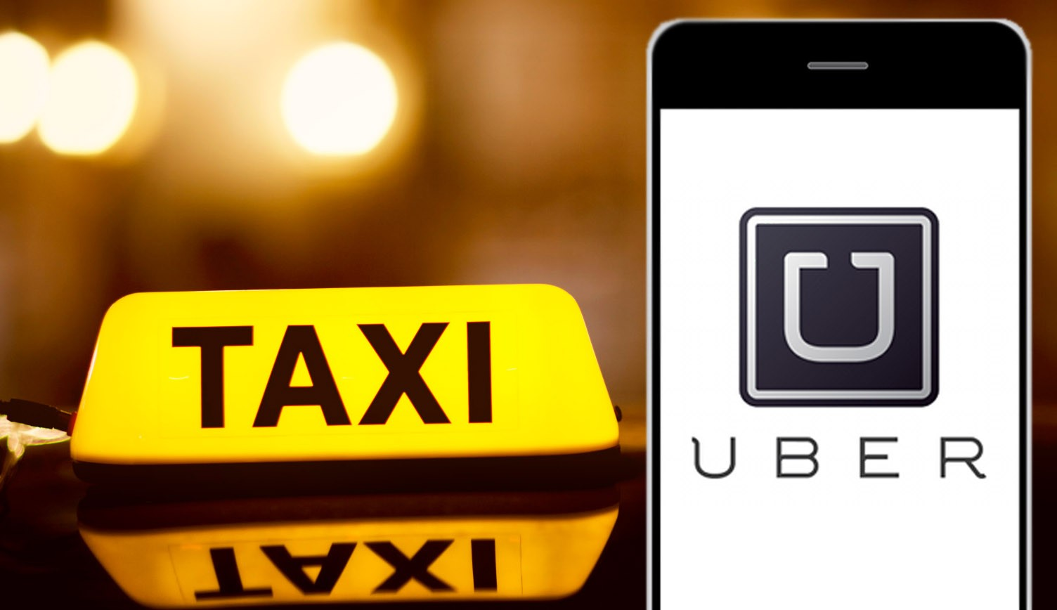 ВДании суд объявил незаконным сервис Uber