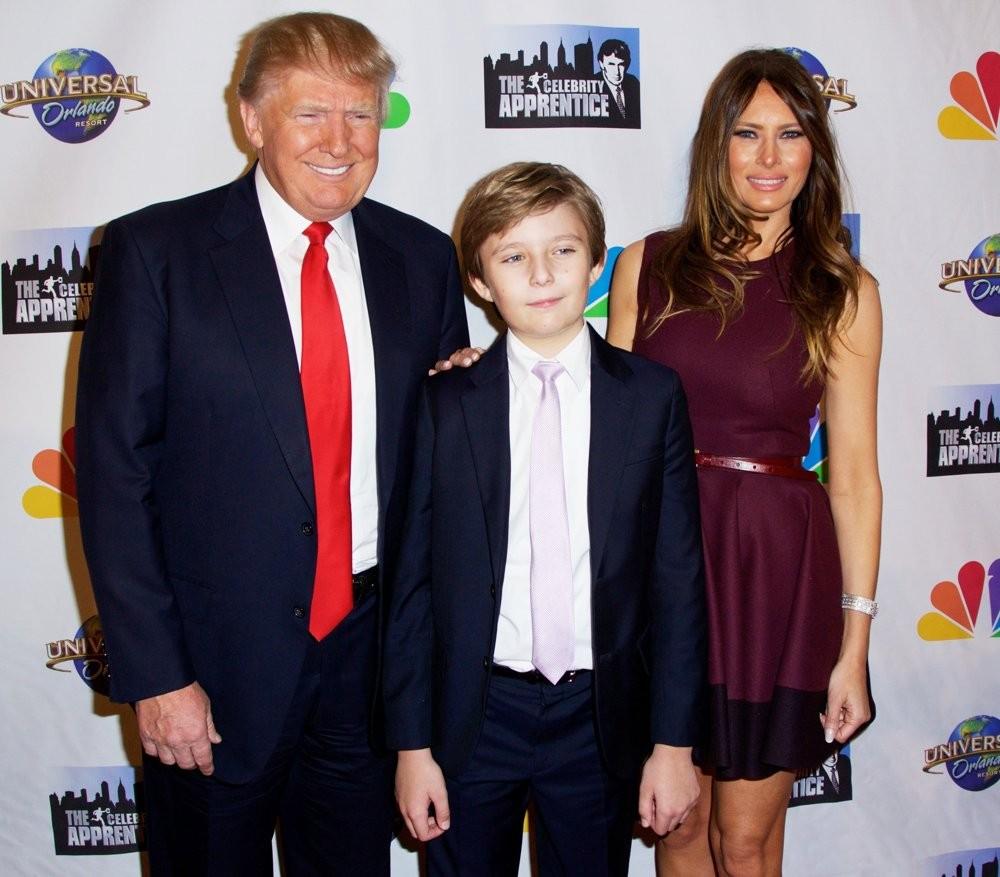 Семья Трампа отказалась переезжать вБелый дом