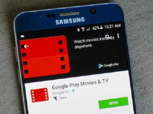 ВGoogle Play Movies появились фильмы сразрешением 4K