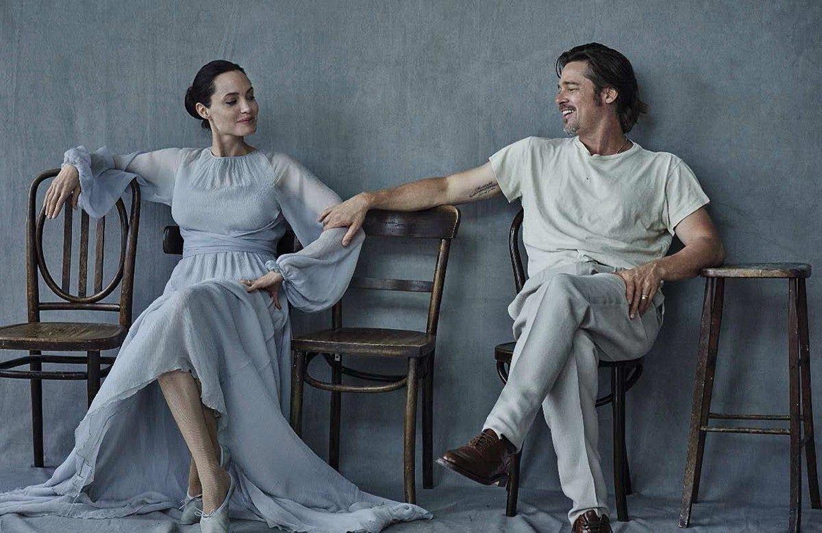 Марго Робби не замешана в разрыве отношений Питта и Джоли