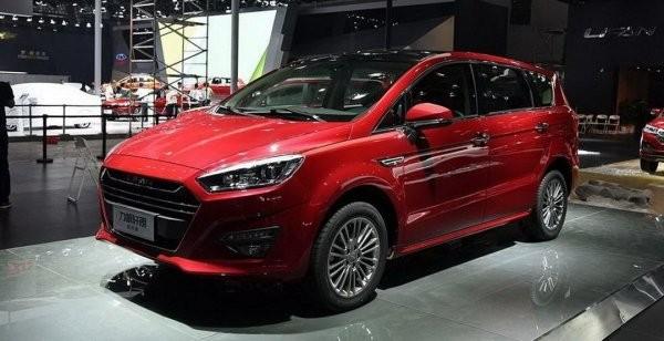 Лифан презентовал копию минивэна Форд S-Max