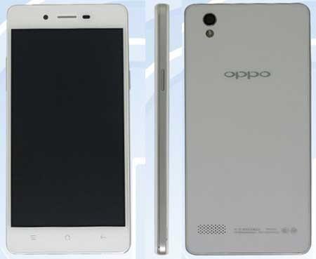 Анонсирован улучшенный селфи-смартфон OPPO F1S
