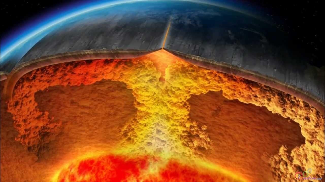 Ученые обнаружили внедрах Земли огромный океан