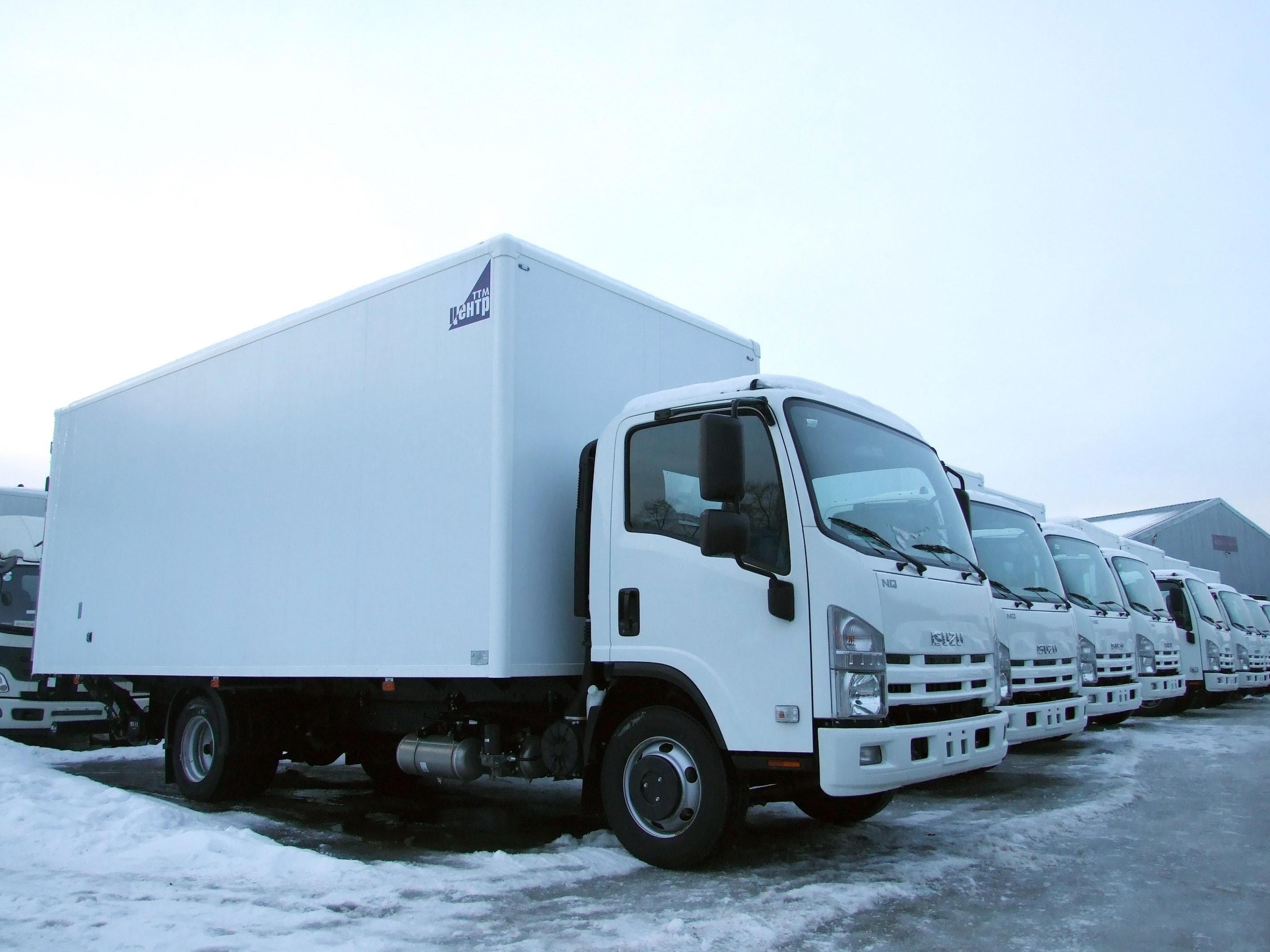 Isuzu вмарте 2017 года запустит серийное производство грузовиков вУльяновске