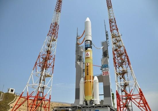 ВЯпонии готовы кзапуску самой маленькой вмире ракеты