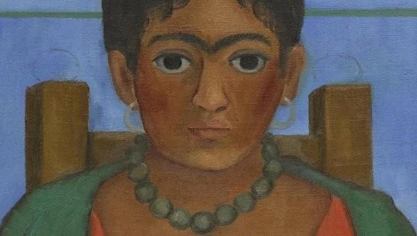 Неизвестную картину Фриды Кало продали наторгах за $1,8 млн