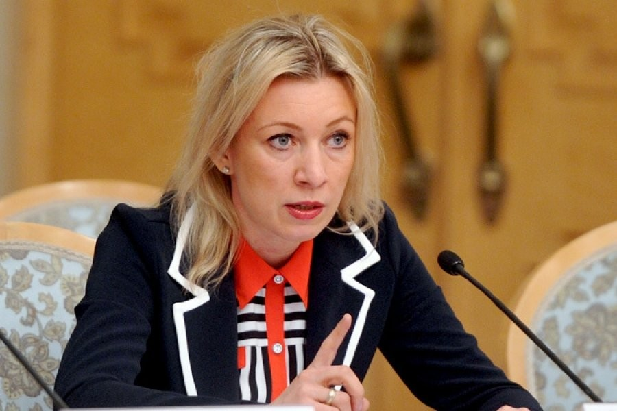 Захарова отреагировала на объявление столицы Украины о«генетической нечистоте» граждан Донбасса