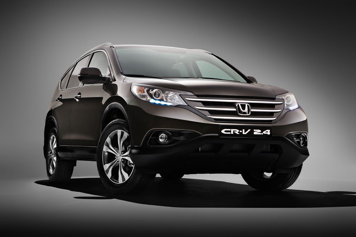Honda начала выпускать новый CR-V 2017 class=