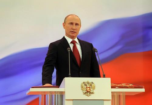 Путин: работа РГО— пример энтузиазма профессионалов врешении общенациональных задач