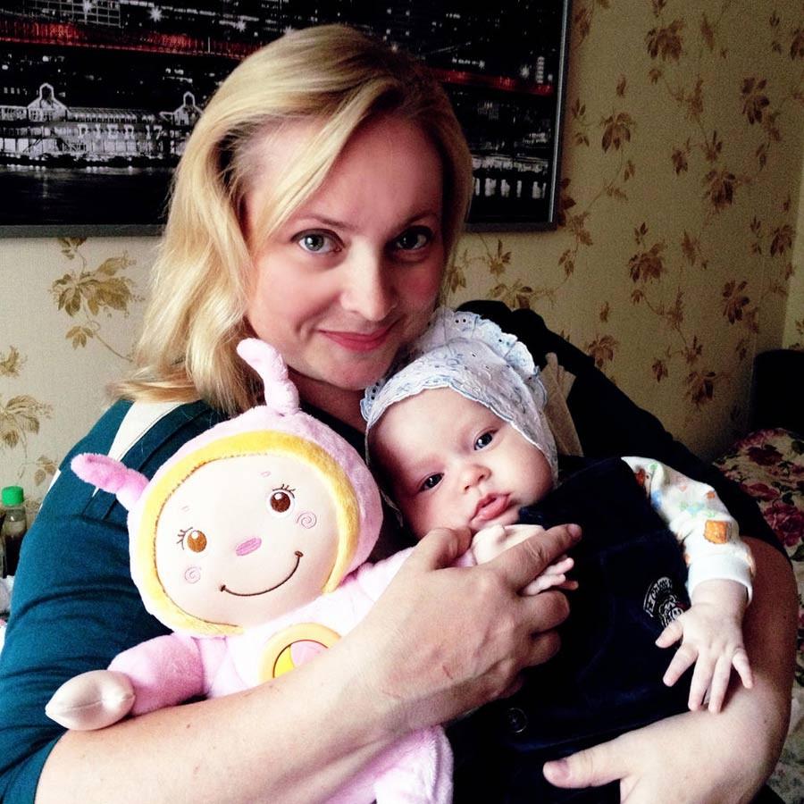 Светлана Пермякова призналась, что готова родить 2-го ребёнка