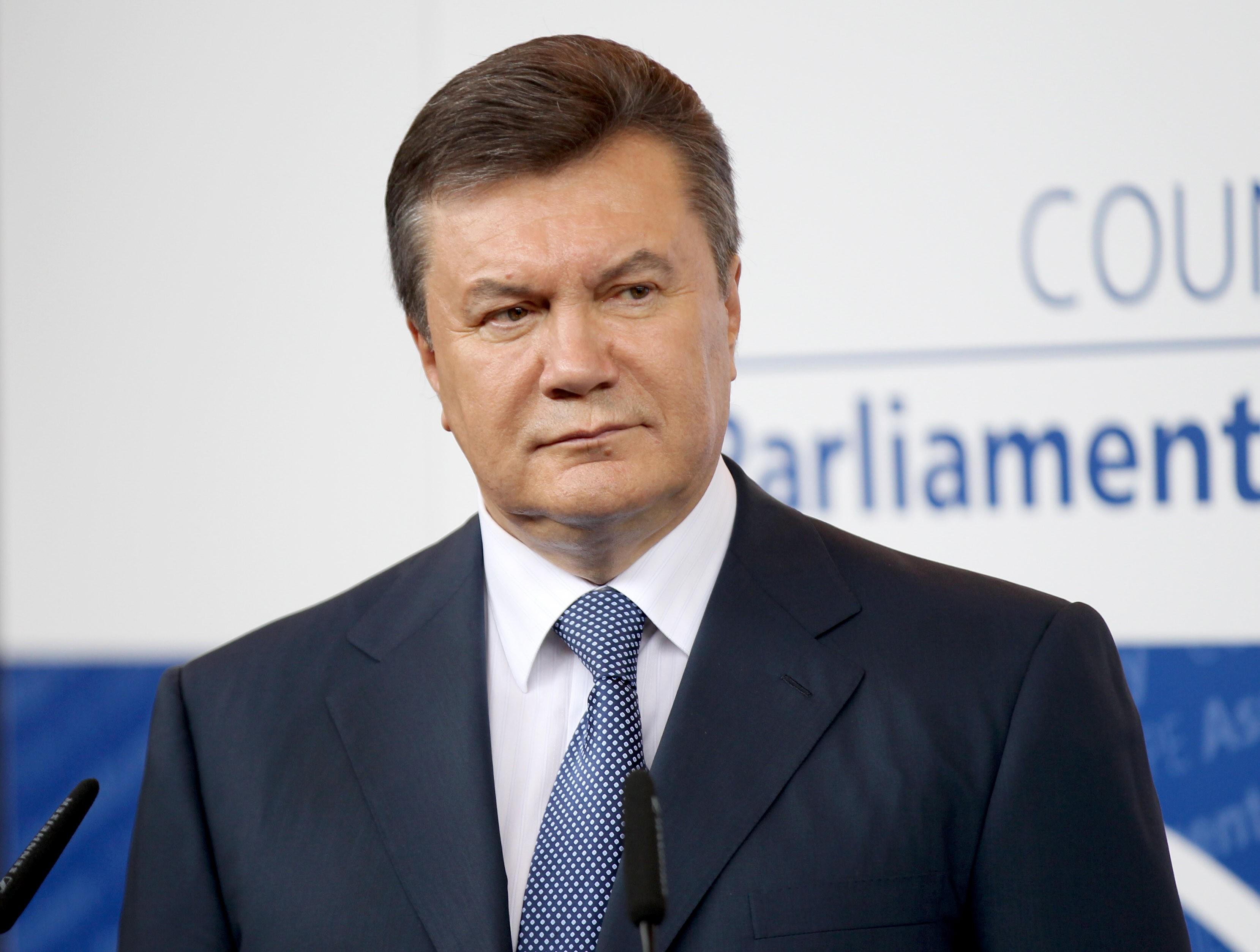 Впроцессе допроса Януковича суд будут охранять неменее 100 полицейских