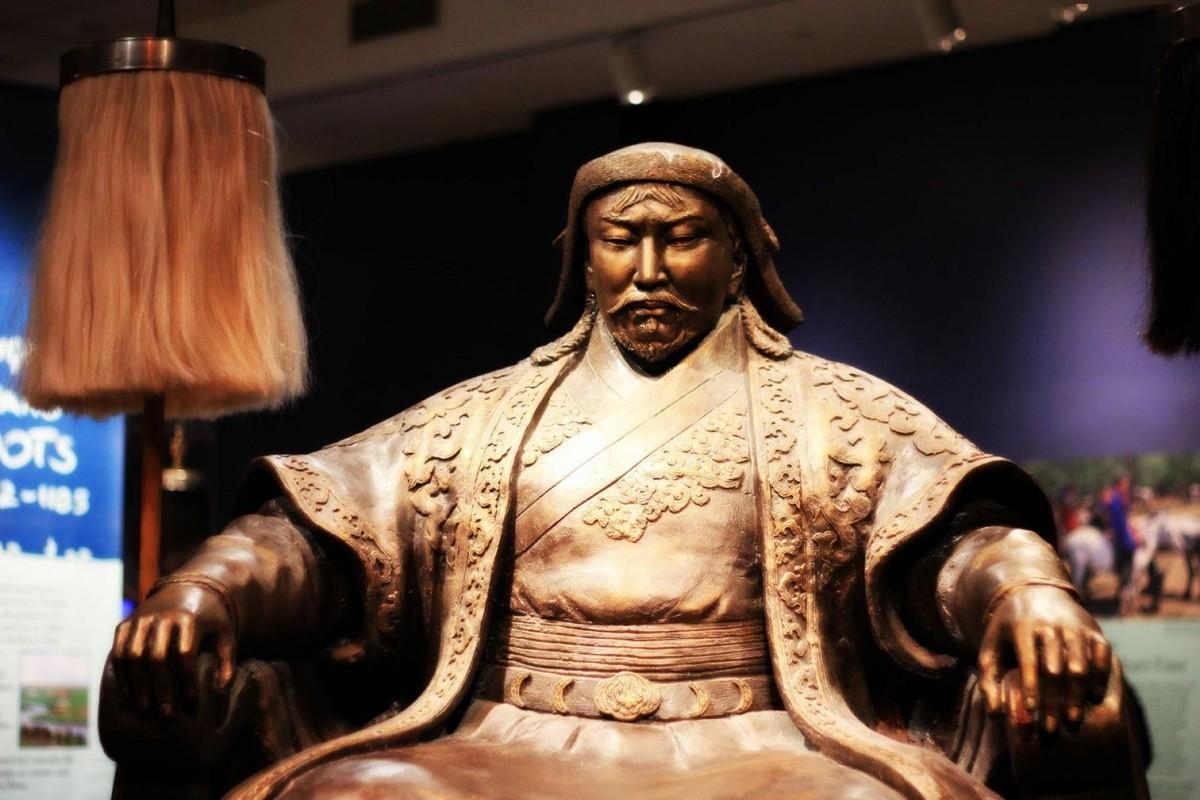 Чингисхан мог быть потомком европейцев— Ученые