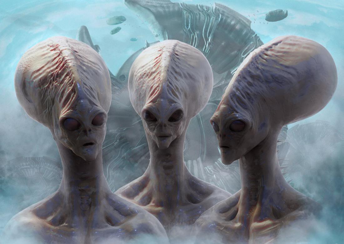 Ученые: Инопланетяне живут впараллельной Вселенной инедоступны для человека