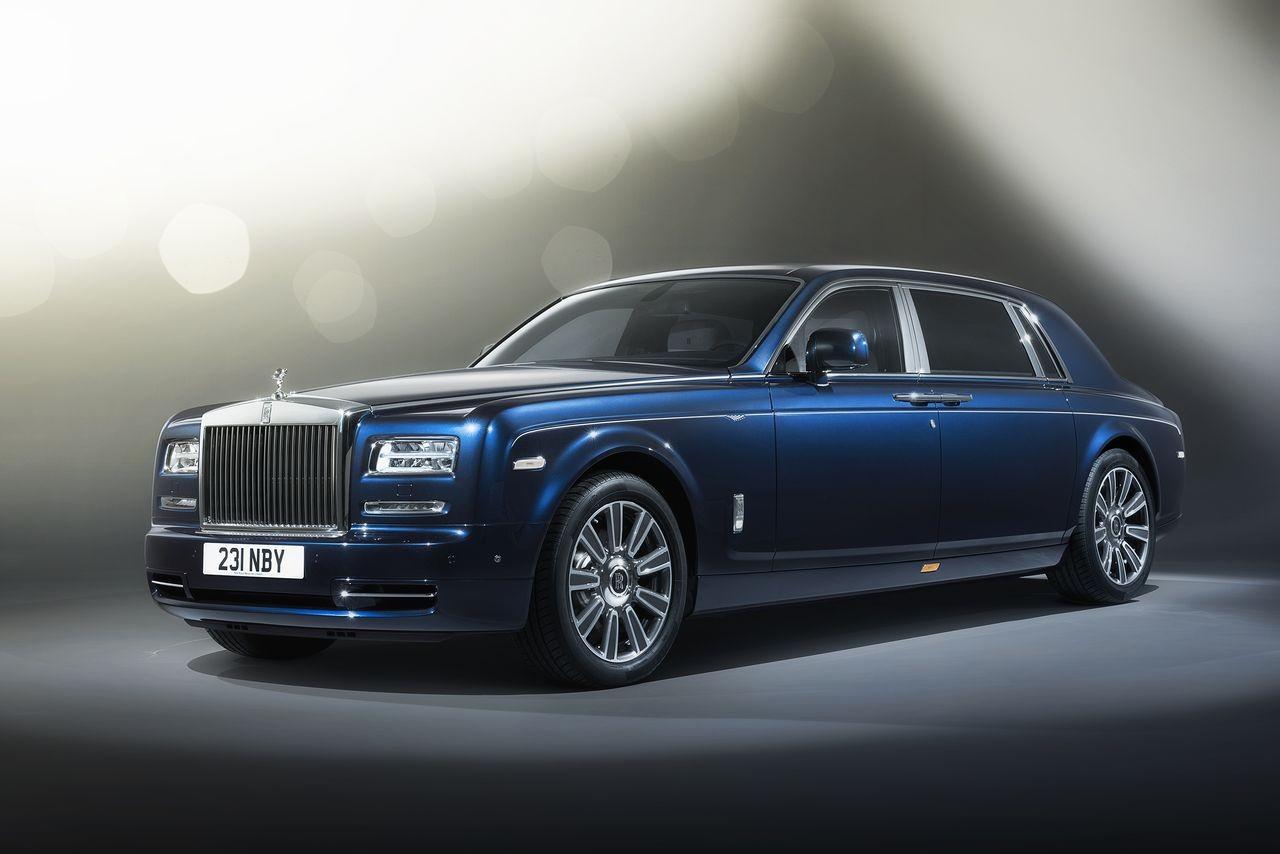 Размещен список самых дорогих авто Российской Федерации