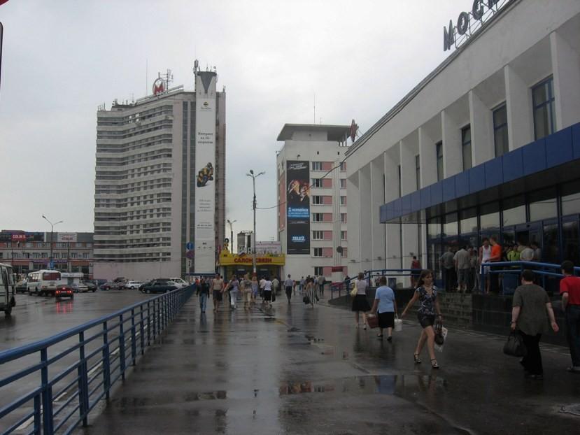 ВНижнем Новгороде 1-ый этап реконструкции ж/д вокзала намечен на 2017г