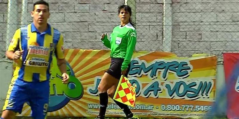 ВАргентине игрока дисквалифицировали на22 матча занападение наженщину-судью