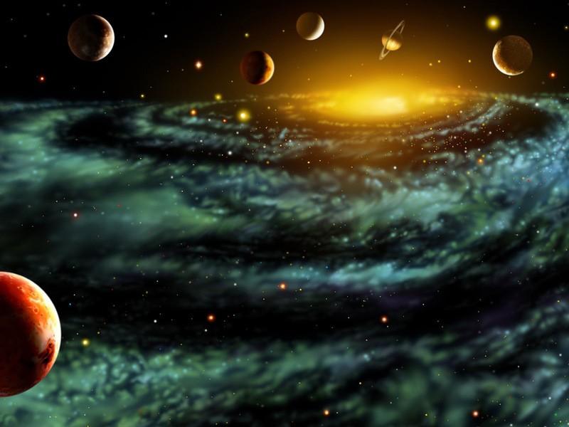 Ученые: Земля была покрыта оранжевой дымкой напервичной стадии своего развития