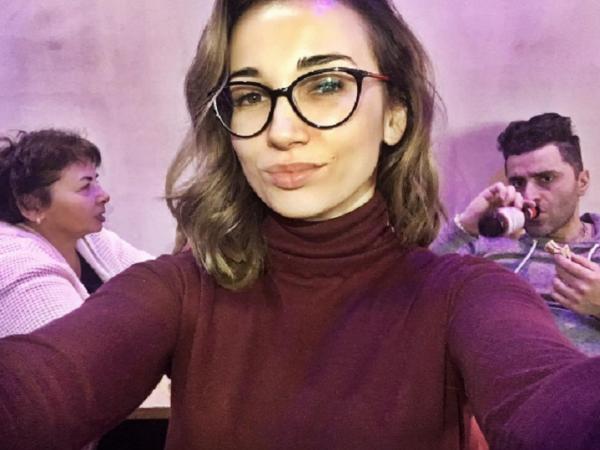 Анфиса Чехова озаботилась фигурой супруга