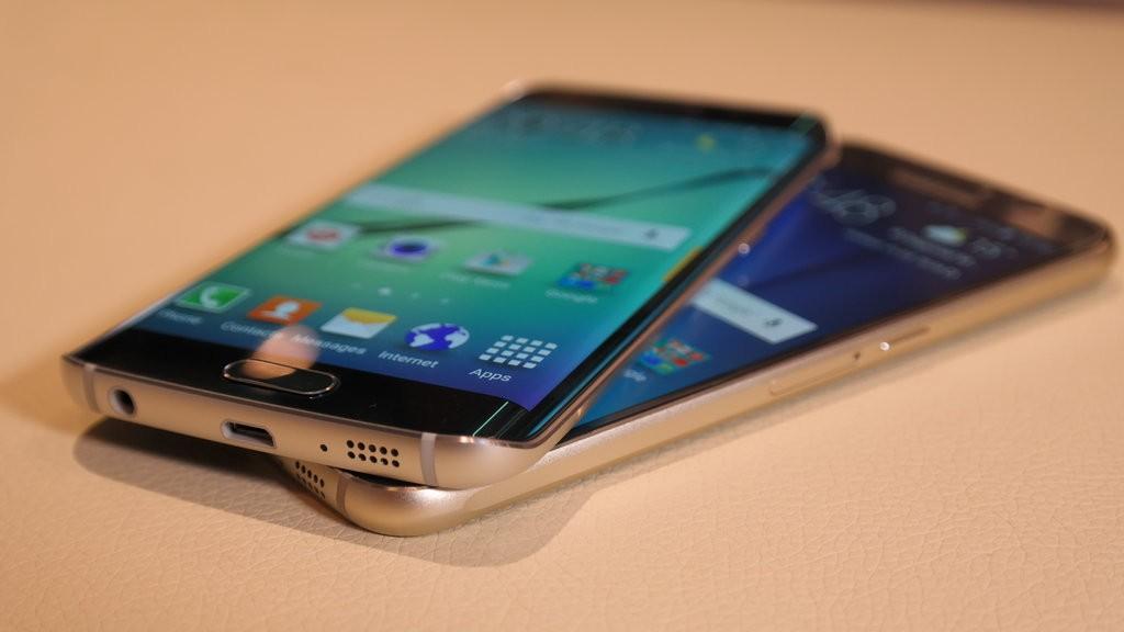 Инсайдеры показали новый Самсунг Galaxy S8 edge
