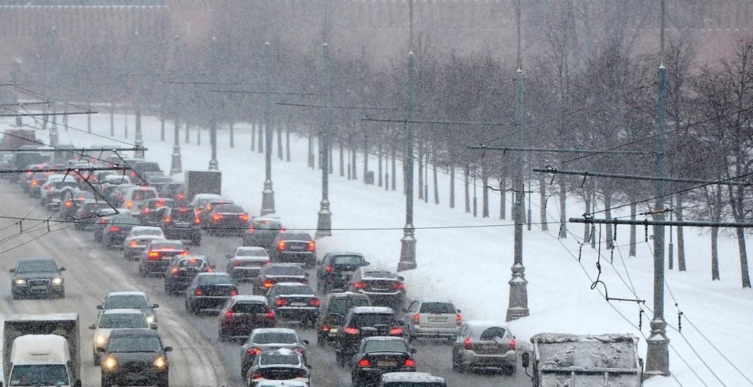 Ученые предупреждают, что вскором времени столицу Российской Федерации ожидает арктическое вторжение
