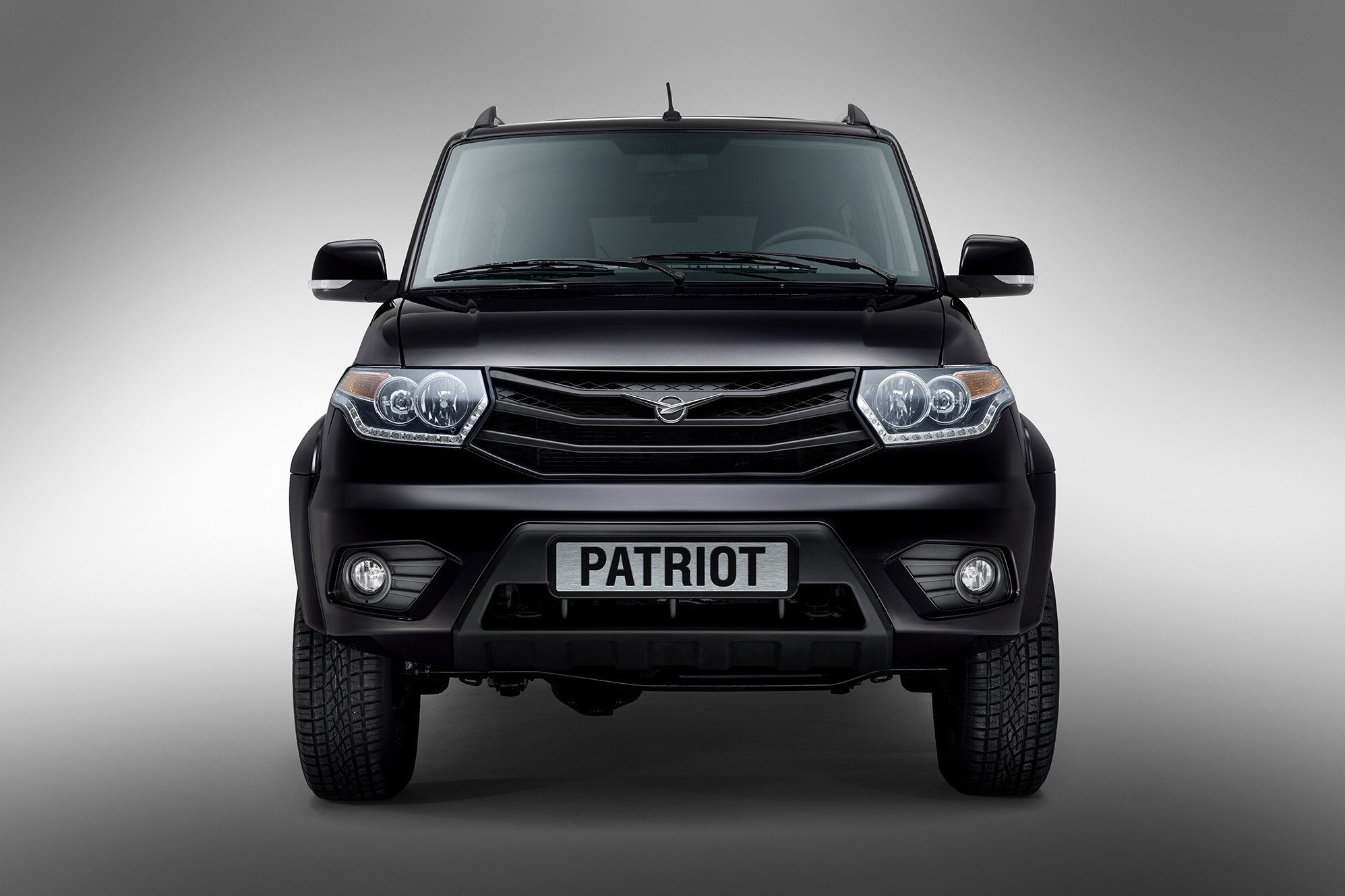 К 2020г. Ульяновский завод представит новый вседорожный автомобиль