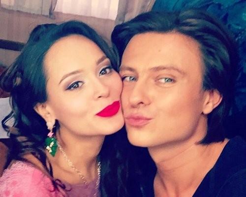 Анна Калашникова: модель поздравила Прохора Шаляпина сднем рождения