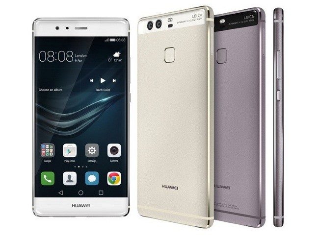 Смартфон Huawei P9 потерял вцене 200 долларов