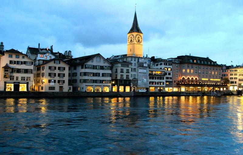 80% граждан швейцарского Цюриха отвергли «союз мужчины иженщины» нареферендуме