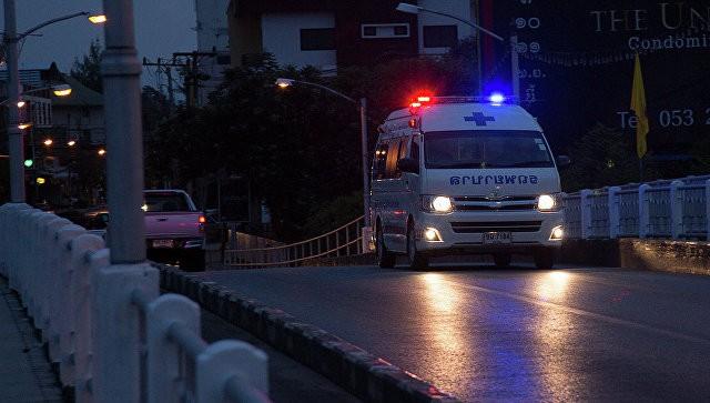 Трое граждан России пострадали врезультате дорожно-траспортного происшествия вТаиланде