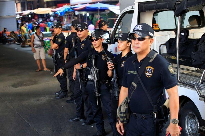 НаФилиппинах упосольства США отыскали бомбу