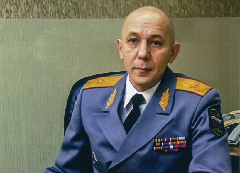 Генерал-майор милиции назначен и.о. заместителя губернатора Кузбасса