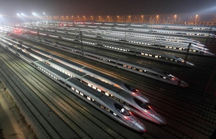 Встроительство железной дороги вложат 36 млрд долларов