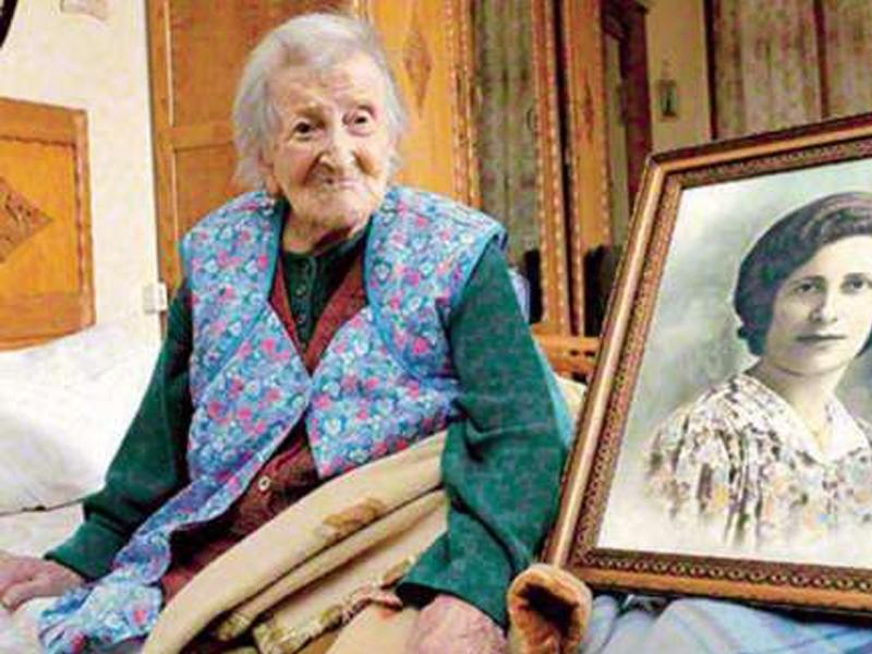 Старейшая вмире женщина раскрыла секрет долголетия— Дело вяйцах
