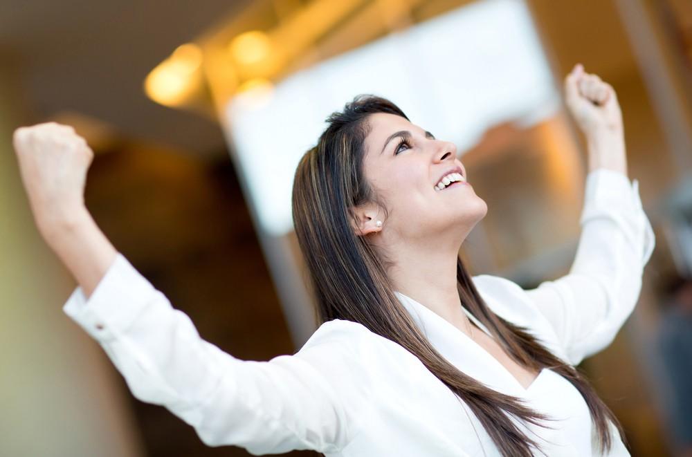 Психологи убеждены, что поза победителя непридает уверенности